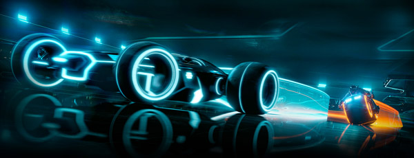 jeff bridges tron legacy young. I watched TRON: Legacy on DVD